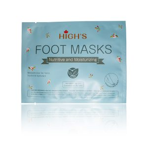 Nutritive and Moisturizing Foot Masks