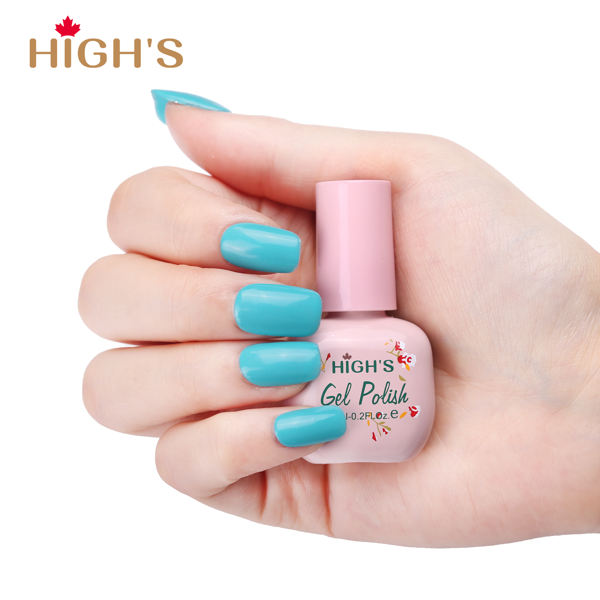 HIGH\'S Peel Off Gel Nail Polish, Lakeside – Highs Canada