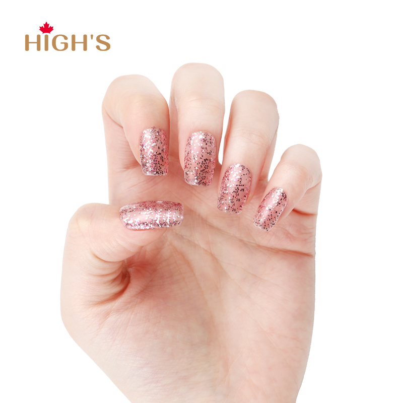 HIGH\'S One Step Gel Nail Polish, Fancy Moment