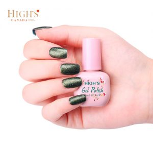 Green Forest nail polish
