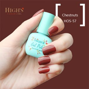 chestnuts nail polish