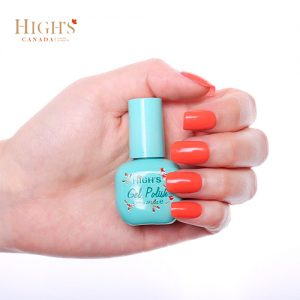 Orange Soda nail polish